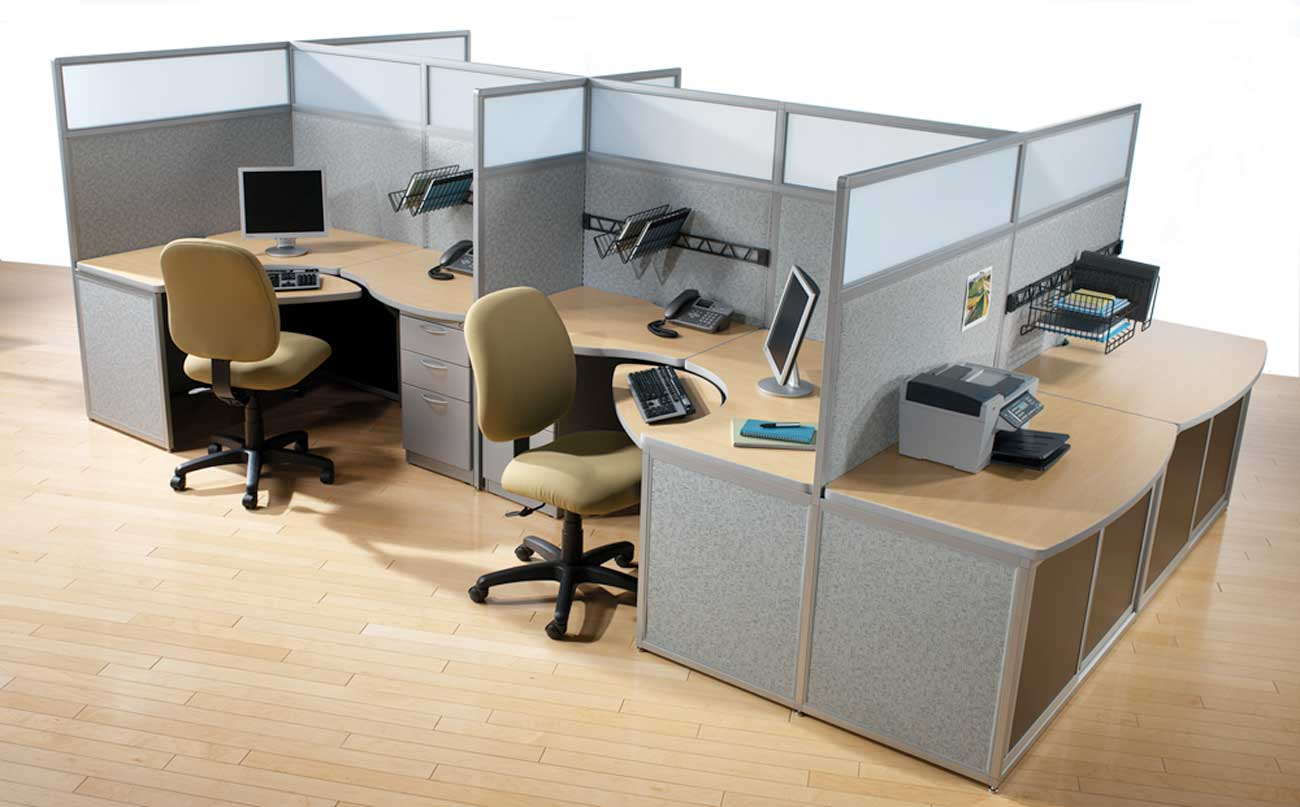 05-Deck up your workplace with stunning office furniture