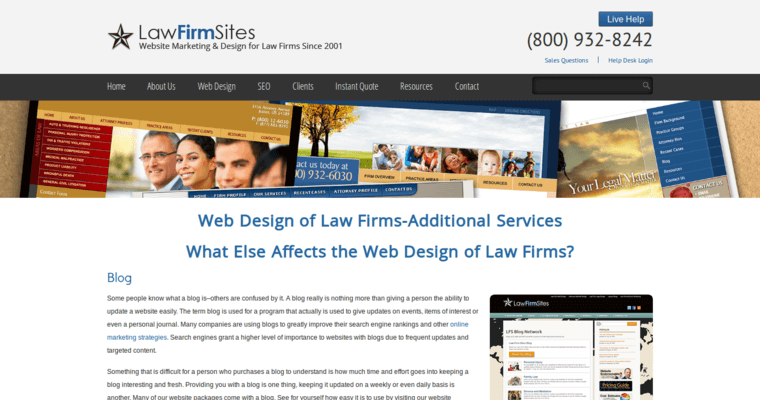 05-Services Offered by Legal Website Design Agencies