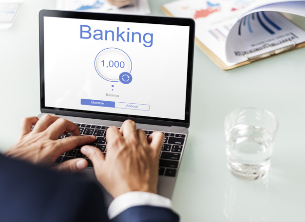 Online Banking Internet Finance E-Commerce